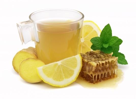 Имбирные чаи и напитки – кулинарный рецепт